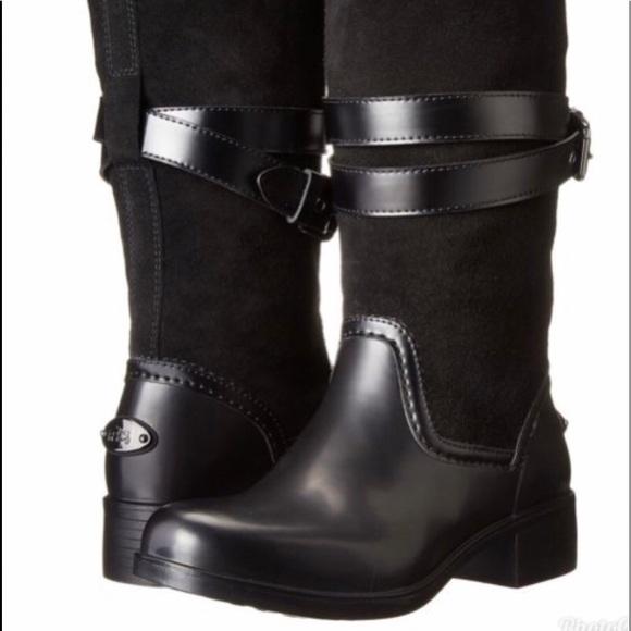 Coach Zena 7 Waterproof Boots
